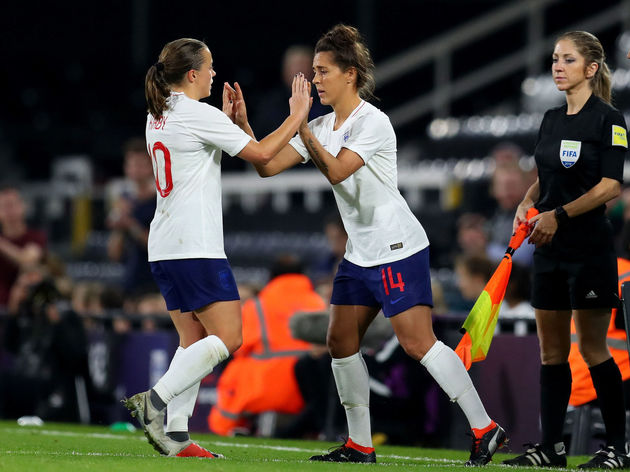 Fara Williams,Fran Kirby