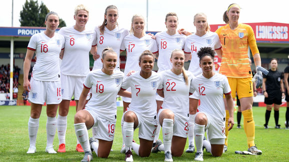England Women v Denmark Women - International Friendly