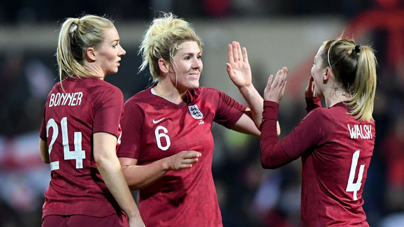 Gemma Bonner,Millie Bright,Kiera Walsh