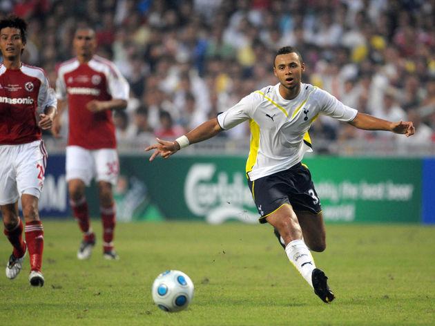 English Premier League team Tottenham Ho