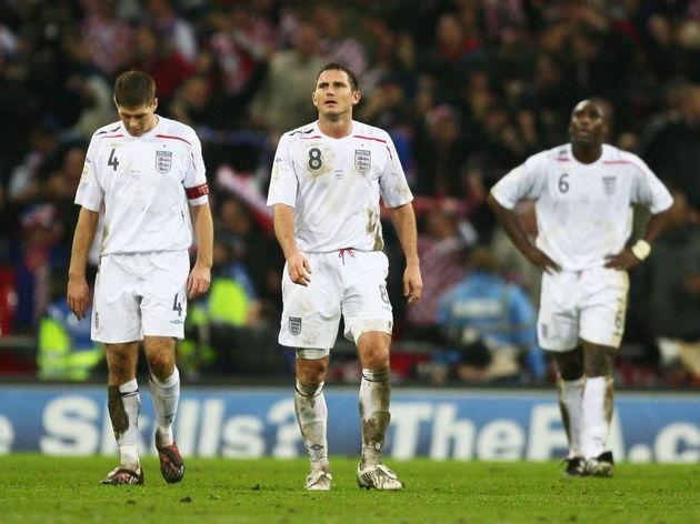Steven Gerrard,Frank Lampard,Sol Campbell