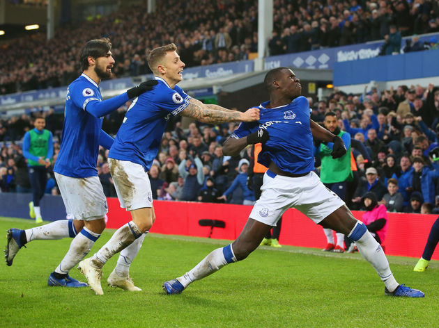 Image result for idrissa gueye andre gomes