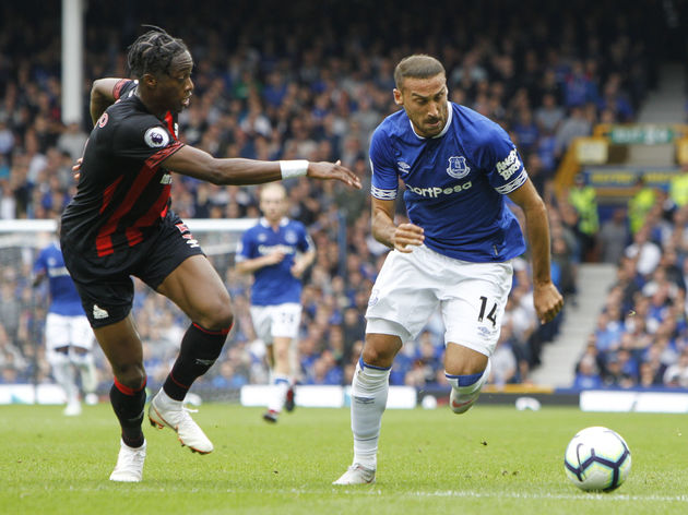 Everton FC v Huddersfield Town - Premier League
