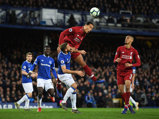 87afe4983 Virgil van Dijk Claims Liverpool  Deserve  Trophies as He Outlines ...