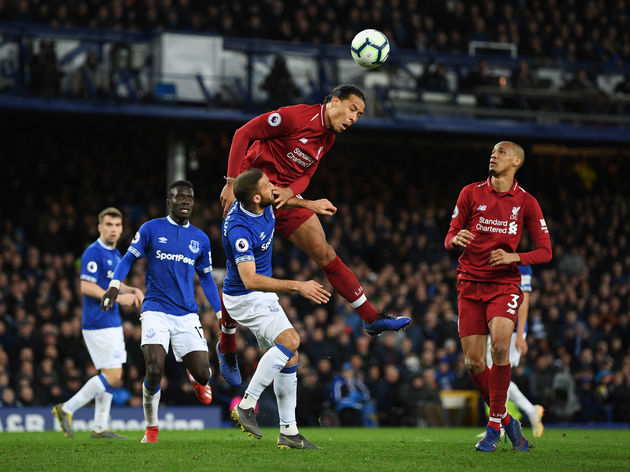 0807e7e0f73 Liverpool to Offer Virgil van Dijk New Contract as Real Madrid ...