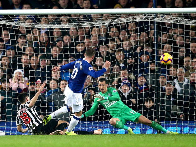 Everton FC v Newcastle United - Premier League