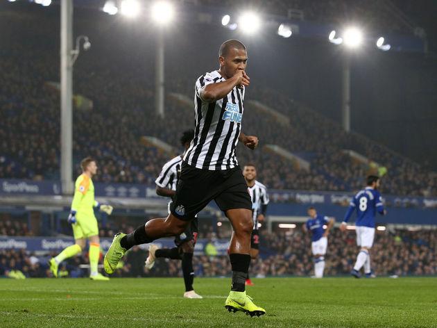 Everton FC v Newcastle United - Premier League