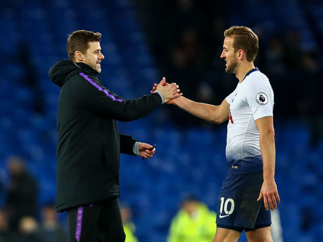 Mauricio Pochettino,Harry Kane