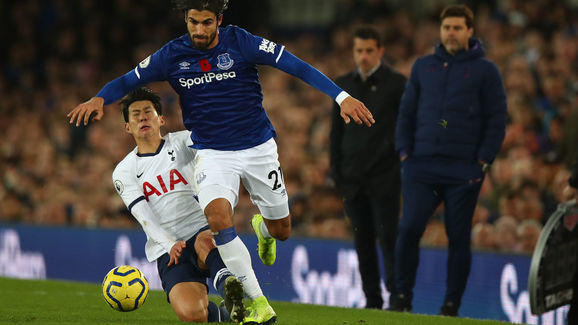 Son Heung-min,Andre Gomes