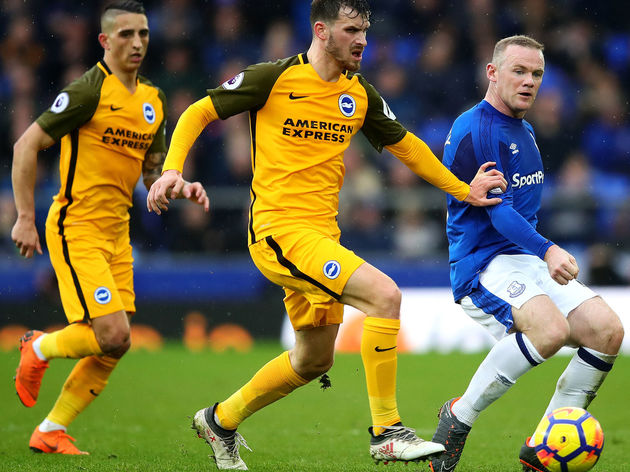 Everton v Brighton and Hove Albion - Premier League