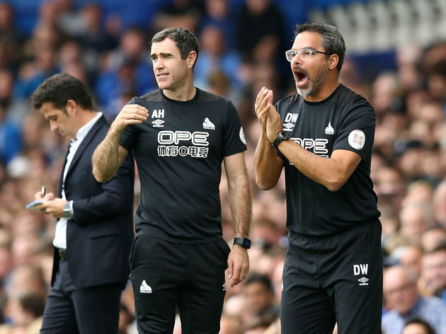 Everton v Huddersfield Town - Premier League