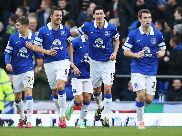 Gareth Barry,Phil Jagielka