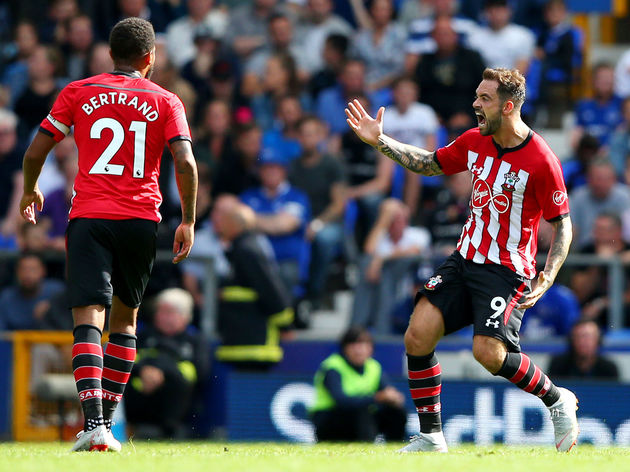 Everton v Southampton - Premier League