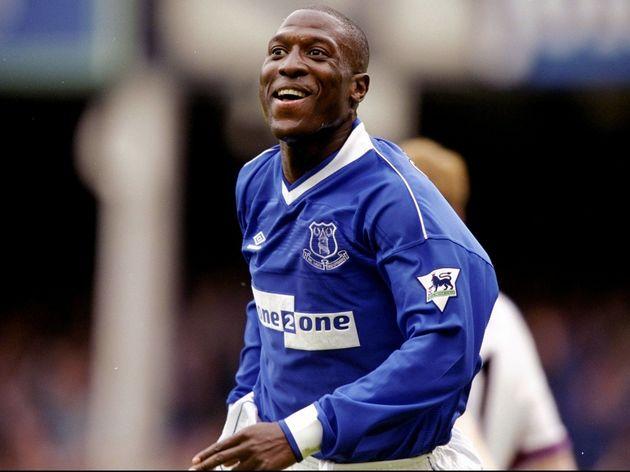 Everton v West Ham Kevin Campbell