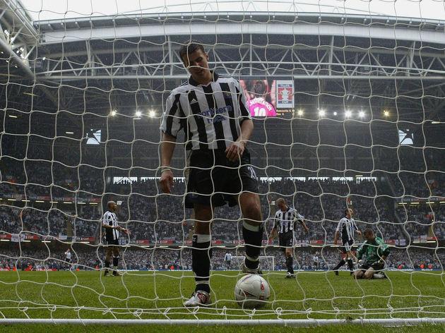 FA Cup Semi Final - Manchester United v Newcastle United