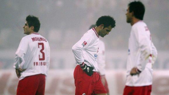 FB: 1. BL 04/05, SC Freiburg-Werder Bremen