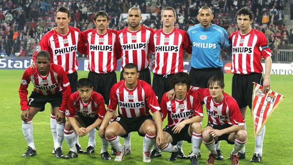 FB: Champions League 04/05, PSV Eindhoven - Olympique Lyon