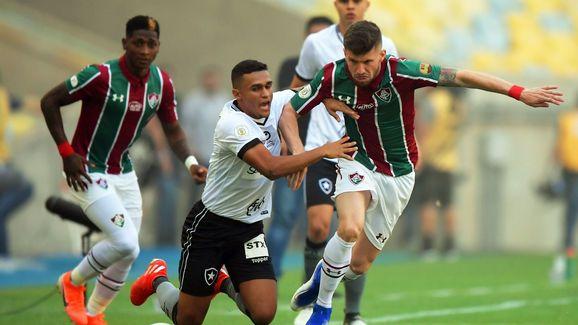 FBL-BRA-BRASILEIRO-FLUMINENSE-BOTAFOGO