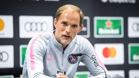 FBL-CHAMPIONS-CUP-BAYERN MUNICH-PSG-PRESSER