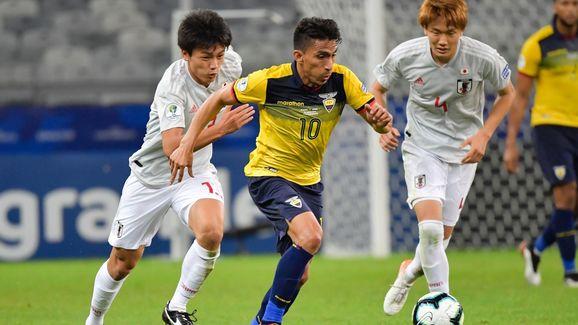 FBL-COPA AMERICA-2019-ECU-JPN
