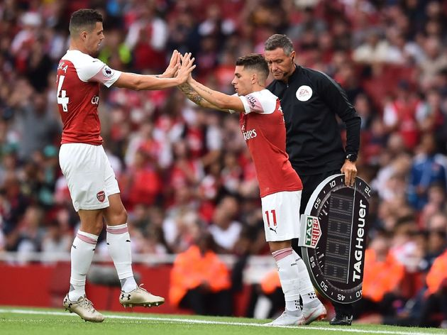 Ex-Arsenal Skipper Laments Granit Xhaka Performance & Questions Unai Emery's Team Selection