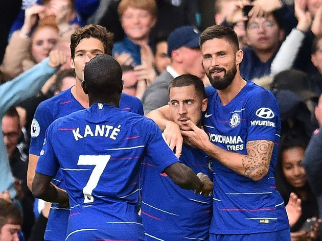 e612232ba Chelsea Star Eden Hazard Insists He Doesn t Care About Being the ...