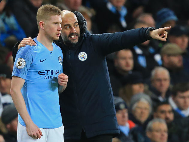 Kevin de Bruyne Reveals That His Insatiable Desire to Win Acts as His Motivation at Manchester City