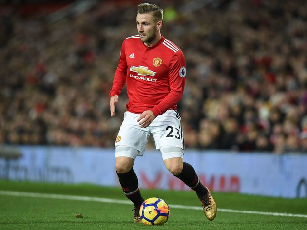 Luke Shaw Insists He 'Has Never Been Fat' and Compares His Body to Wayne Rooney's