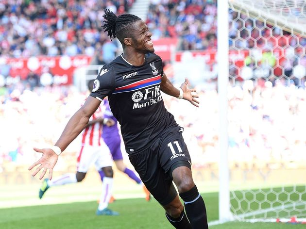 Wilfried Zaha Commits Future to Crystal Palace With New Long-Term Contract to 2023