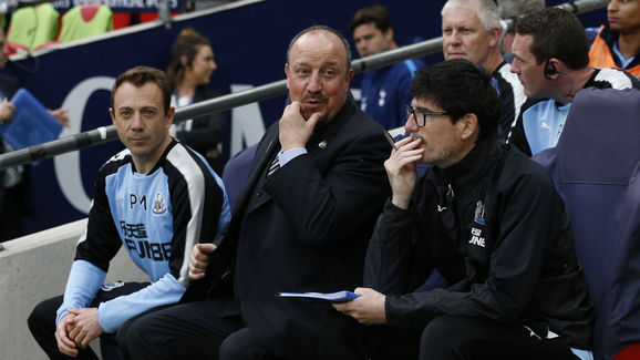 Rafael Benitez Claims Newcastle Were Hard Done by Following 1-0 Defeat to Tottenham