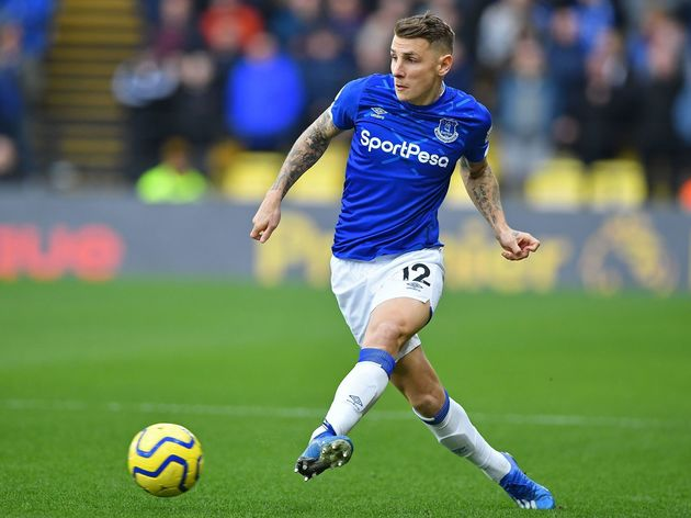 Chelsea Manchester City Eye Summer Move For Everton S Lucas Digne 90min