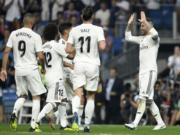 FBL-ESP-LIGA-REAL MADRID-LEGANES