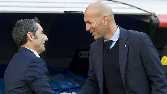 """Zidane đá xoáy Barca cực mạnh: """"Barca nhiều cúp bằng Real không?"""""""