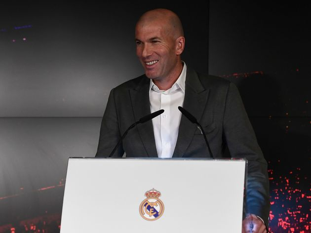 FBL-ESP-REAL MADRID-ZIDANE