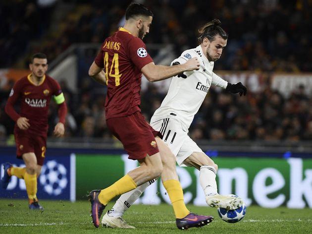 FBL-EUR-C1-AS ROMA-REAL-MADRID