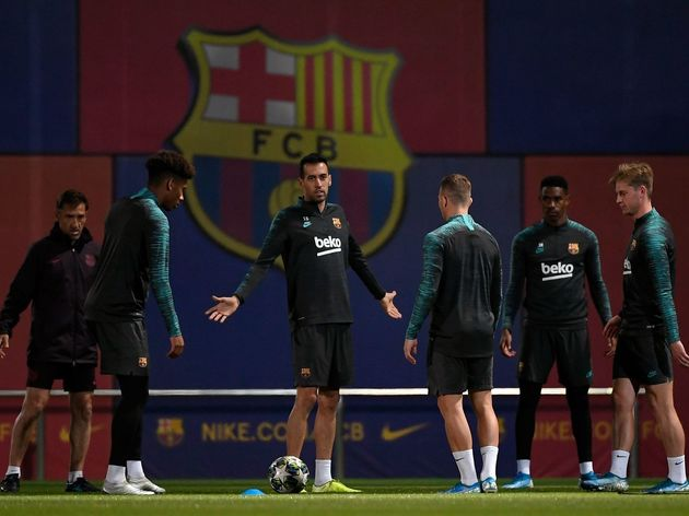 FBL-EUR-C1-BARCELONA-TRAINING