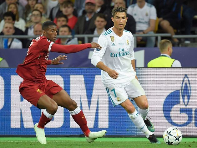 FBL-EUR-C1-LIVERPOOL-REAL MADRID