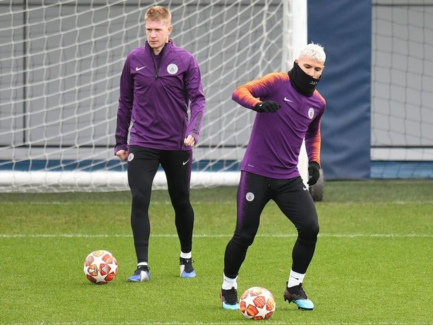 FBL-EUR-C1-MAN CITY-TRAINING