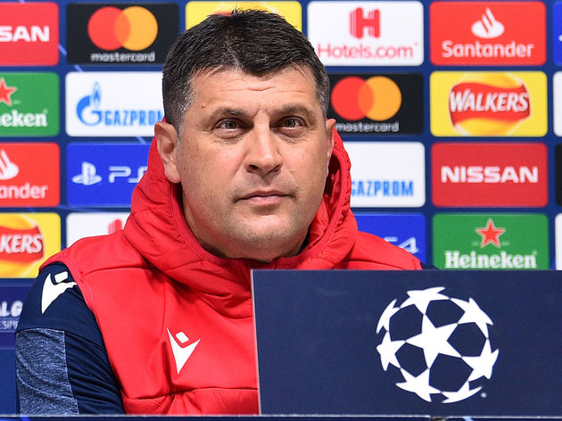 FBL-EUR-C1-RED STAR BELGRADE-PRESSER