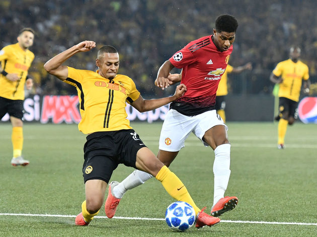 FBL-EUR-C1-YOUNG BOYS-MANCHESTER UNITED