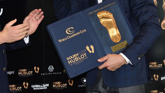 FBL-EUR-MONACO-AWARDS-GOLDENFOOT