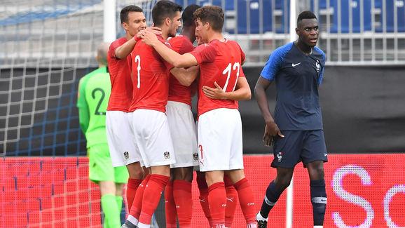 FBL-EURO-U21-FRIENDLY-AUSTRIA-FRANCE