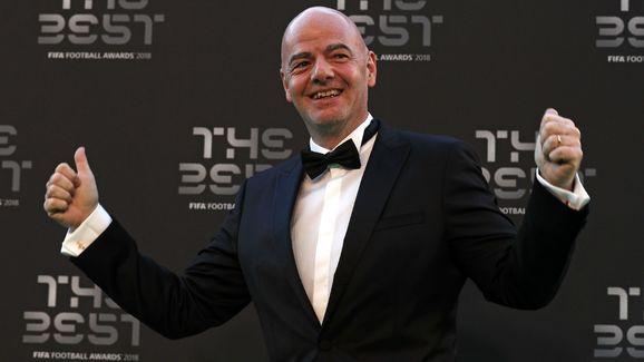 FBL-FIFA-AWARDS