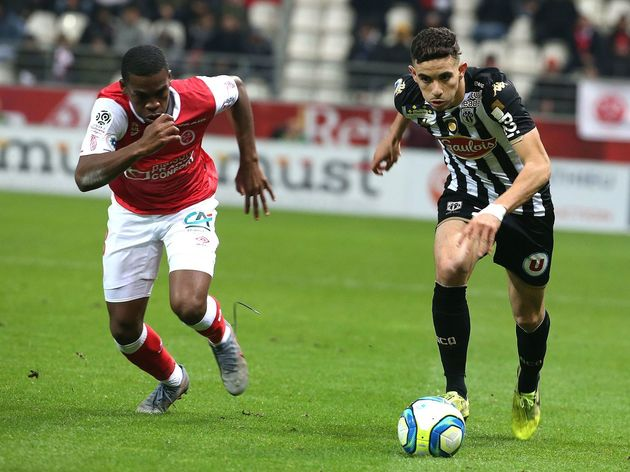 FBL-FRA-LIGUE 1-REIMS-ANGERS