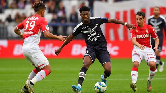 FBL-FRA-LIGUE1-BORDEAUX-MONACO