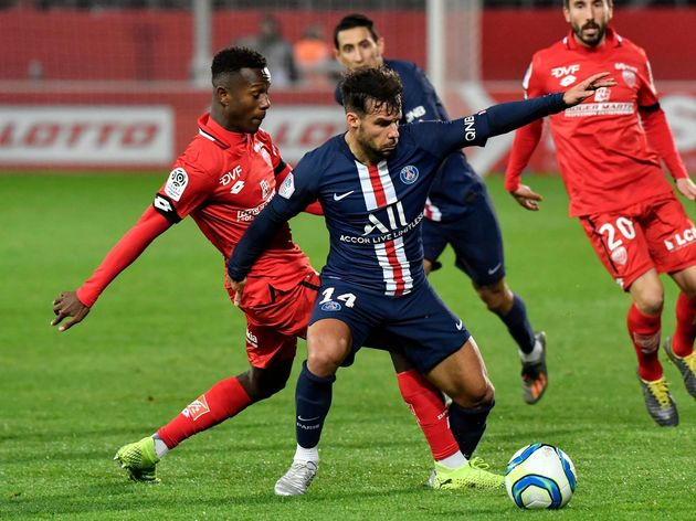 PSG Fall to Third Defeat in Just 12 Ligue 1 Games With 2-1 Reverse Against Bottom Side Dijon - 918Kissab33