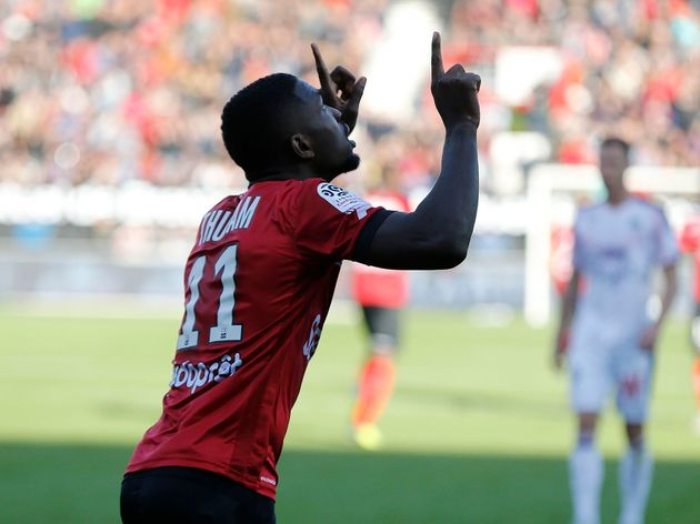 FBL-FRA-LIGUE1-GUINGAMP-BORDEAUX