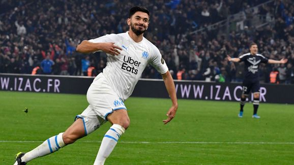 FBL-FRA-LIGUE1-MARSEILLE-BORDEAUX