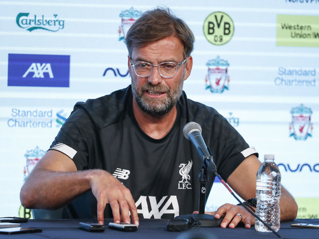 FBL-FRIENDLY-LIVERPOOL-MEDIA