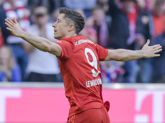Bayern Munich 2 1 Union Berlin Report Ratings Reaction